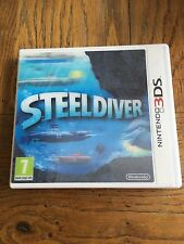 Steel Diver Holographic Sleeve (unsealed) - 3DS UK Release New!