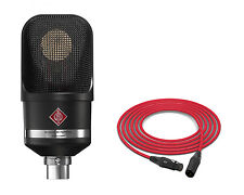 Neumann TLM 107 | Condenser Microphone with Black Finish | Pro Audio LA