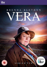 Vera Series 10 DVD NEW