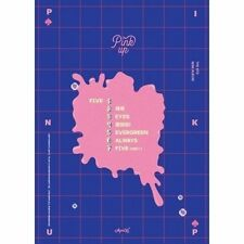 A Pink-[Pink Up] 6th Mini Album B Ver. CD+Booklet+Sticker+Photocard+Polaroid+etc