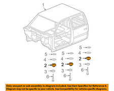 GM OEM Cab Assembly-Mount Cushion 15201005