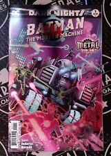 Batman The Murder Machine #1 Dark Nights Metal (2017) DC Comics 1st Print NM 9.4