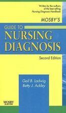 NEW - Mosby's Guide to Nursing Diagnosis, 2e
