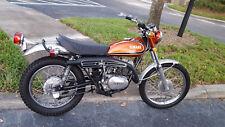 1973 Yamaha RT360