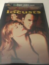 The Locust (DVD, 2002) Brand New Insert!•USA•Out-of-Print!•Ashley Judd