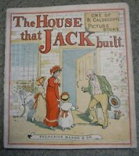 The House that Jack Built [One of R. Caldecott's Picture Books]