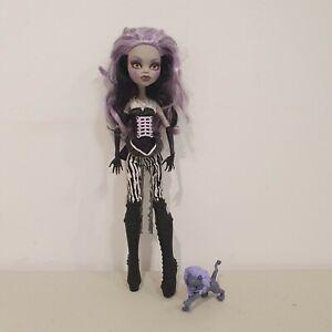 Monster High Freak Du Chic Clawdeen Wolf Ultra RARE Collectable