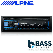 DS3 car radio Alpine UTE-200BT Bluetooth Handsfree kit Mechless Stereo