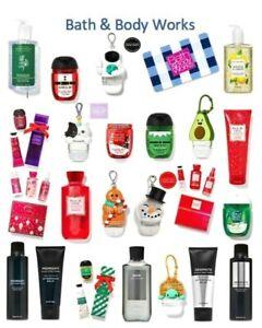 Bath & Body Works PocketBac Hand Sanitiser Gel & PocketBac Holders & Gift Sets
