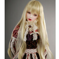 Lusion and Trinity doll Wig Cap Brown DIY BJD Supplies 13-14 inc Dollmore