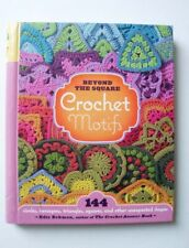 Crochet Motifs: 144 Hexagons, Triangles, Squares, & Other Unexpected Shapes