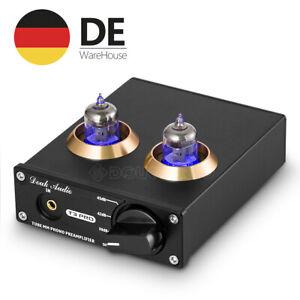 MM Phono Vorverstärker MM Phonovorstufe Plattenspieler Stereo Audio Tube Preamp