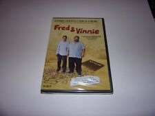 Fred & Vinnie (DVD, 2012)  Fred Stoller, Angelo Tsarouchas / Brand New