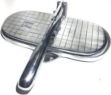 "Made In Mexico Huarache Maker Tortilla Press Quesadillas 10"" Aluminum Mexican"