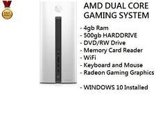 Mini Tower Windows 10 Desktop & All-In-One PCs