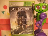 Dishonored Xbox 360 Platinum Hits 2006 Action Adventure Game