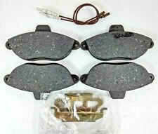 NEW GENUINE FIAT ULYSSE SCUDO FRONT BRAKE PADS SET - 77362238