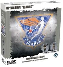 """Dust Tactics Operation """"Icarus"""" (New) (Sealed) Campaign Expansion Brand New"""