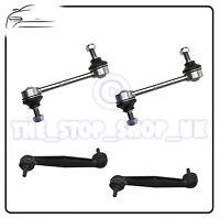 ALFA ROMEO 147 156 GT Front & Rear Plastic Anti Roll Bar Drop Link Rods Bars