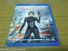 Resident Evil: Retribution (Blu-ray Disc, 2012)