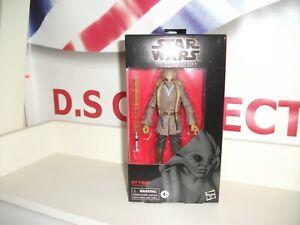 """star wars black series 6"""" KIT FISTO #112 NEW IN box postage discount JEDI KNIGHT"""