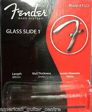Fender FGS1 No:1 Glass Guitar Slide