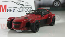 Scale car 1:43,  Donkervoort D8 GTO1, Supercar