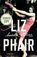 Signed Liz Phair Horror Stories Autographed hardcover