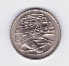 1970  Australia 20 Cent Coin ex Mint Set  J-100