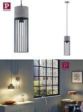 Paulmann Pendelleuchte Neordic Henja 1-flammig Design Beton E27 kürzbar 79618