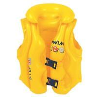Children Kids Safety Vest Floating Swimming Aid Buoyancy Jacket Learn To Swim