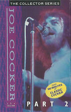 JOE COCKER COLLECTOR SERIES PT. 2 CASSETTE ALBUM BLUES POP ROCK inc. LIVE