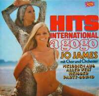 Jo James Mit Chor Und Orchester* - Hits Internati Vinyl Schallplatte - 60743