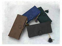 Damen GELDBEUTEL Frauen Portemonnaie TASCHE Geldbörse Etui Brieftasche Minibag