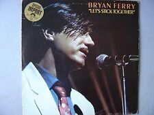 Bryan FERRY : let's stick together (LP 1976)