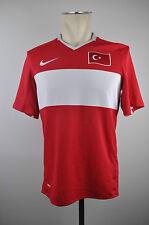 2008-10 TURKEY / Türkei Trikot Gr. S Nike EURO EM Jersey vintage Home