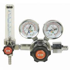 Nitrogen Gas Regulator Pressure Flow Meter Gauges CRETEC EX-707