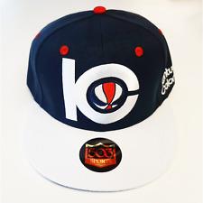 Kentucky Colonels Navy Snapback Hat ABA Cap