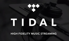 TIDAL PREMIUM 6 MONTHS GUARANTEED || 6 USERS YOUR OWN FAMILY PLAN