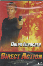 Dvd **DIRECT ACTION** con Dolph Lundgren nuovo 2004