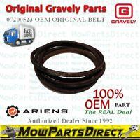 New OEM Ariens Gravely Lawn Mower HA-Wrapped V-Belt Belt 07200023
