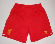 Pantalones cortos de Casa Guerrero FC Liverpool 2013-14 (M) CAMISETA JERSEY MAILLOT MAGLIA TRIKOT