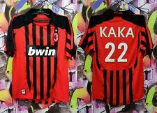 Ac Milan Ricardo Kaka #22 Italy Football Shirt Soccer Jersey Replica Mens Size M