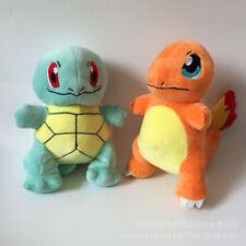 "9""/23cm Nintendo Game  Squirtle Charmander Plush Toy Soft Doll"