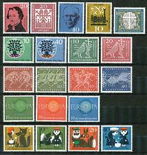 Bundespost jaargang 1960 postfris
