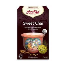 💚 Yogi Tea Organic tè dolce Chai 17bag