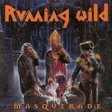 Running Wild - Masquerade Black Vinyl 2LP 25.08.17 VVK / preorder
