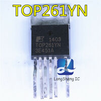 5PCS TOP261YN Encapsulation:TO220-6,Enhanced EcoSmart, Integrated new