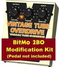 BITMO 2BO Mod Kit for Behringer VT911 Overdrive Pedal