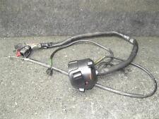 95 Honda Interceptor VFR750 Left Side Turn Signal Blinker Switch&Choke Cable 75O